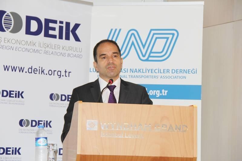 AB-Türkiye Gümrük Birliği'nde Kazan-Kazan Yaklaşımı Semineri galerisi resim 6