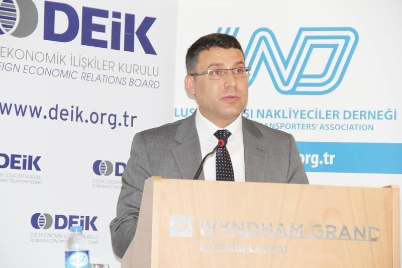 AB-Türkiye Gümrük Birliği'nde Kazan-Kazan Yaklaşımı Semineri galerisi resim 7