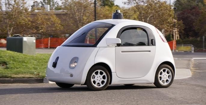 Google'ın sürücüsüz otomobili tanıtıldı galerisi resim 4