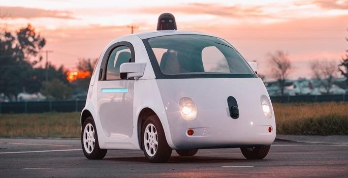 Google'ın sürücüsüz otomobili tanıtıldı galerisi resim 9