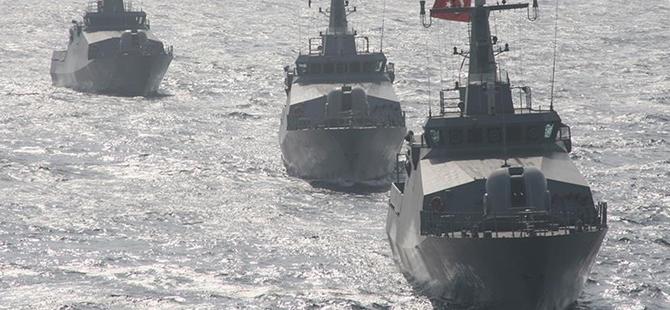 Deniz Kuvvetleri Komutanlığı'ndan taktik eğitimi galerisi resim 1