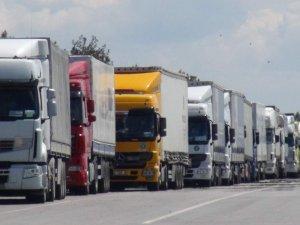 Rusya ile karayolu taşımacılığında sorunlar çözüldü