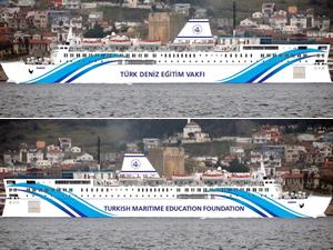 M/F SAMSUN Eğitim Gemisi, 15 Temmuz'da 240 öğrenciyle sefere çıkıyor