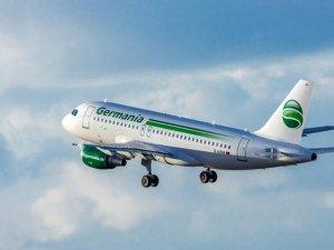 Germania yeni uçağını teslim aldı