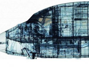 Uçaklara X-Ray sistemi getiriliyor