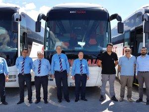 Pamukkale Turizm,  filosunu, MAN Lion's Coach ile güçlendirdi
