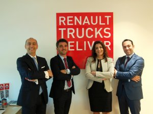 Renault Trucks, deneyimli yönetici kadrosuyla sektördeki yerini güçlendiriyor