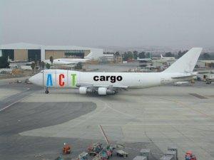 ACT bir uçağını daha filodan çıkardı