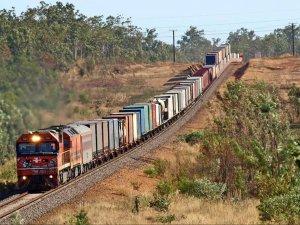 Avrasya Hızlı Tren Koridoru'nun Çin ayağı tamamlandı