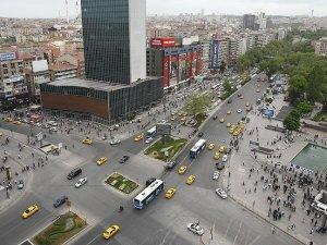 Başkentte 15 Temmuz'da bazı yollar kapatılacak