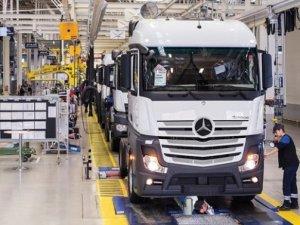 Mercedes, kamyonda hedef yükseltti