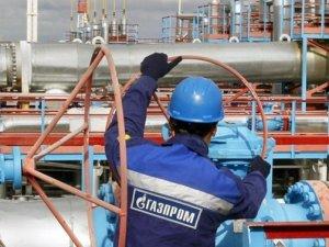 Gazprom'un üretimi ve ihracatı yükseldi