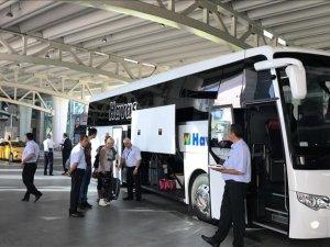 Havaş, Ankara'daki otobüs seferlerine yeniden başladı