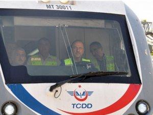 Konya-Karaman-Ulukışla hattında sinyalizasyon çalışmaları başladı