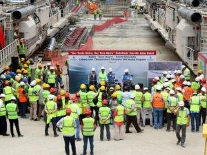 Ataköy-İkitelli Metro Hattı 2019'da tamamlanacak