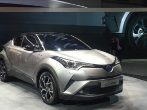 Toyota C-HR Hybrid satışları tam gaz sürüyor