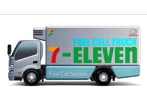 Toyota yakıt hücreli kamyonla hidrojeni yaygınlaştırıyor