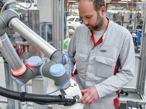 Audi'nin robot işçisi KLARA işbaşı yapıyor