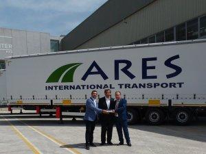 Ares Intermodal de TIRSAN'ı tercih etti