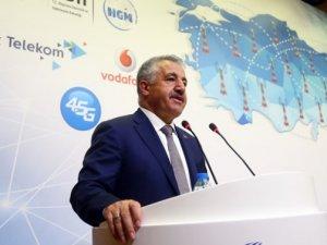 """""""Türkiye'nin dünyanın lojistik üssü olması için seferberlik başlatıldı"""""""