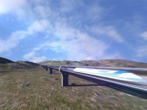 Çin, saatte 4 bin km hız yapacak tren için çalışıyor