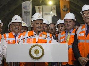 Sabuncubeli Tünelleri İzmir ve Manisa'yı rahatlatacak