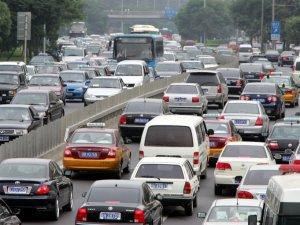 Çin'de otomobil satışları yüzde 5.3 arttı