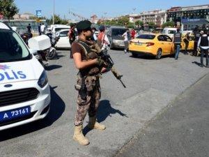 İstanbul'da taksi ve minibüslere denetim yapıldı