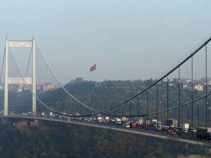 Fatih Sultan Mehmet Köprüsü'nde çalışmalar başladı