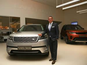 Borusan Oto, Türkiye'nin en büyük Jaguar ve Land Rover Showroom'unu Ankara'da açtı