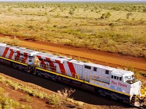 Otonom trenin ilk denemesi Avustralya'da yapıldı