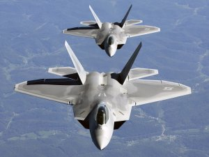 F-22A Raptor'un rakibi resmen envantere girdi