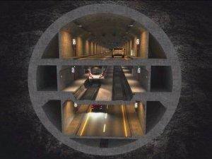 Üç Katlı Büyük İstanbul Tüneli ihalesinde geri sayım
