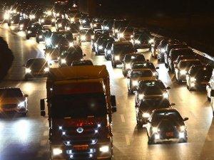 'İstanbul'daki trafik sıkışıklığının yıllık maliyeti 6 milyar lira'