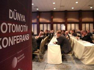 Dünya Otomotiv Konferansı, sektör temsilcilerini bir araya getirdi