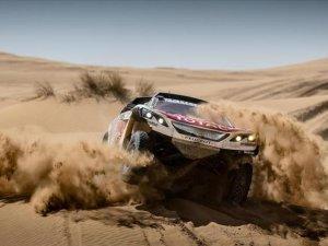 Peugeot pilotları Fas Rallisi'ni tamamladı