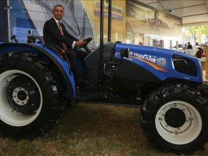 New Holland'ın yeni bahçe traktörü BURTARIM 2017'de
