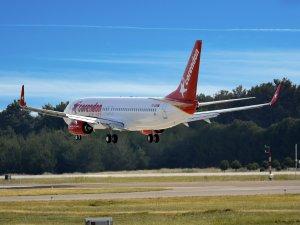 Corendon 4 uçağını wet-lease olarak gönderdi