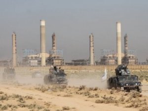 40 petrol kuyusunda denetim Bağdat'a geçti
