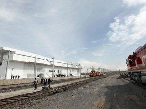 Demir İpekyolu'nda ilk tren bugün kalkıyor
