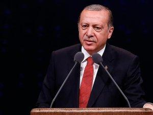 Recep Tayyip Erdoğan Demir İpekyolu'nun açılışında konuştu