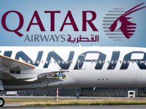 Qatar ve Finnair A350-900 ile Amerika rekabeti