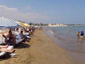 Erdemli'de denizi kirleten siteye 93 bin lira ceza