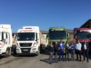 Egelim Lojistik, iki ayda 62 adet MAN çekici ve kamyon satın aldı