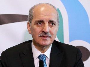Numan Kurtulmuş: Türkiye İpek Yolu'nun kalbinde yer alıyor