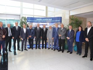 ATO Başkanı Gürsel Baran: Ankara lojistikle Türkiye'yi dünyaya taşır
