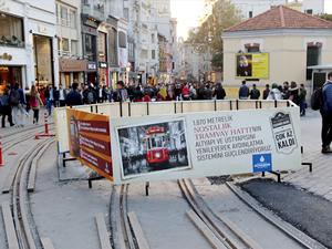 Nostaljik tramvay yeni yılda raylarda olacak