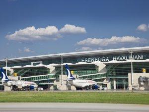 Esenboğa Havalimanı'nda spor kompleksi açıldı