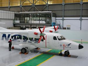 Endonezya yerli uçağına 'Nurtanio' adını verdi