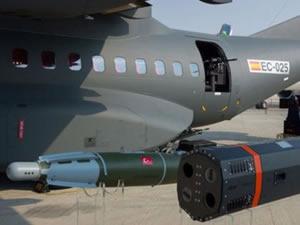 Dubai AirShow'da ROKETSAN ürünleri sergilendi